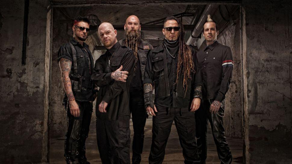 Five Finger Death Punch 與Brian May, Kenny Wayne Shepherd 還有 Brantley Gilbert 發行新單曲