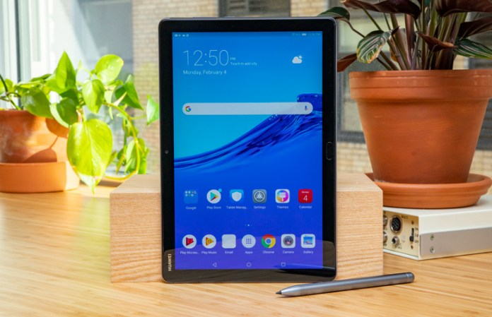 best android tablets - Huawei MediaPad M5 Lite