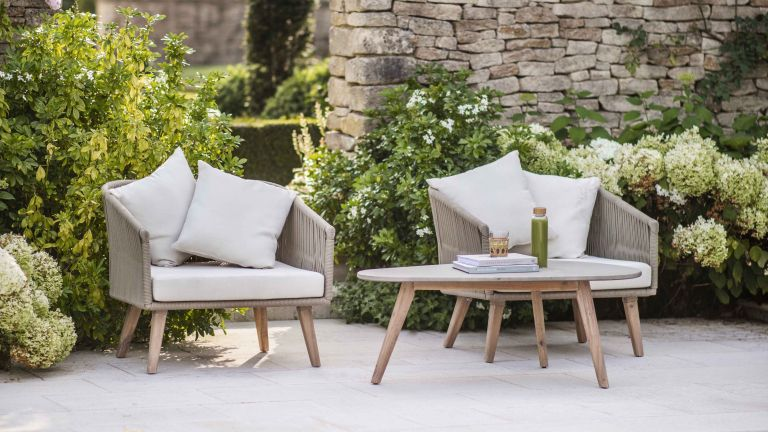 how to clean outdoor furniture give
