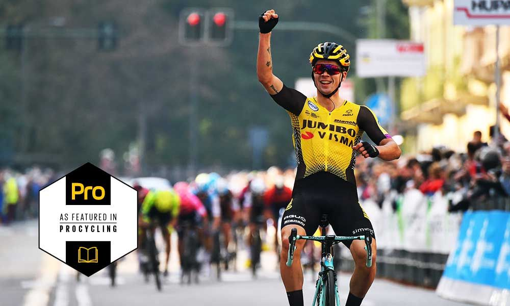 restless roglic the world s number one