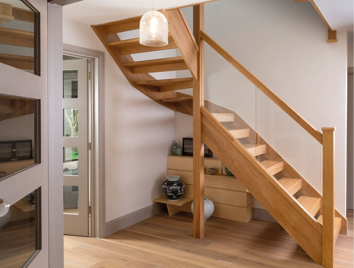 Staircase Renovation How To Design A Staircase Real Homes | Converting Spiral Staircase To Straight | Stair Case | Building Regulations | Handrail | House | Attic Stairs