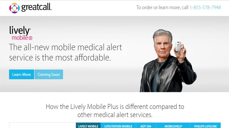 Great Call Lively Mobile Plus