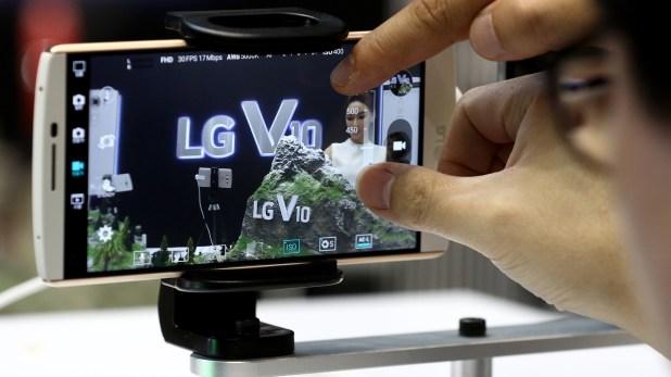 Best and worst LG phones: LG V10