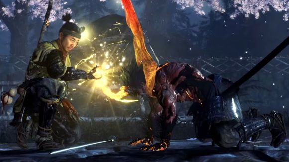 Image result for nioh 2 launch date