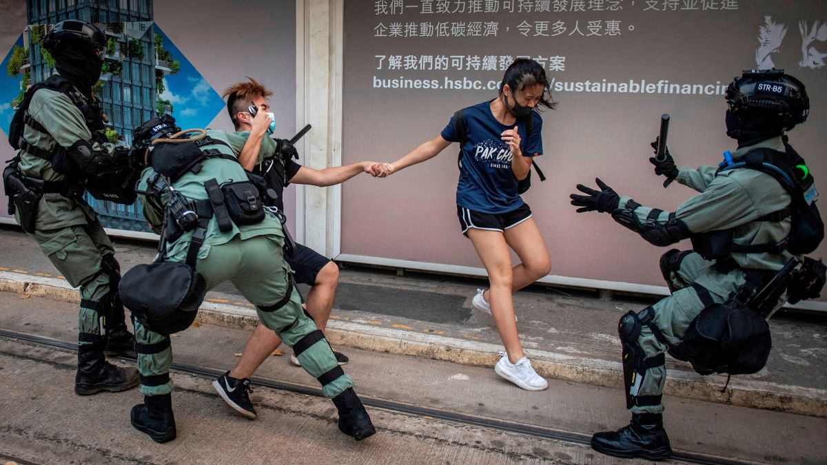 How Apple. Google and Blizzard Are Silencing Hong Kong Protesters | Tom's Guide