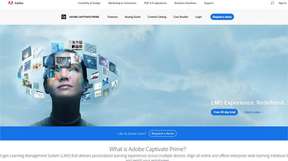 Adobe Captivate Prime - A typically comprehensive platform from Adobe