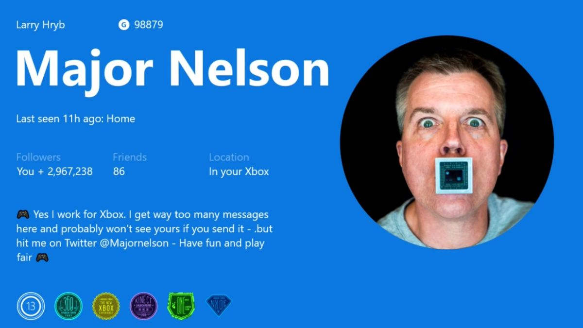 Xbox One Fan Feedback Update Adds Custom Icons One Button
