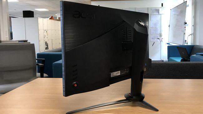 مراجعة اللابتوب الجديد Acer Predator XB3 XB273K 1