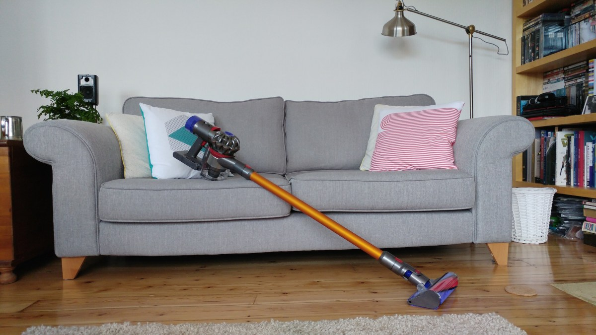 Dyson V8 Absolute best cordless vacuum cleaners