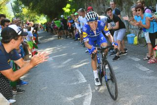 Remco Evenepoel soloed to victory at the Clásica San Sebastián