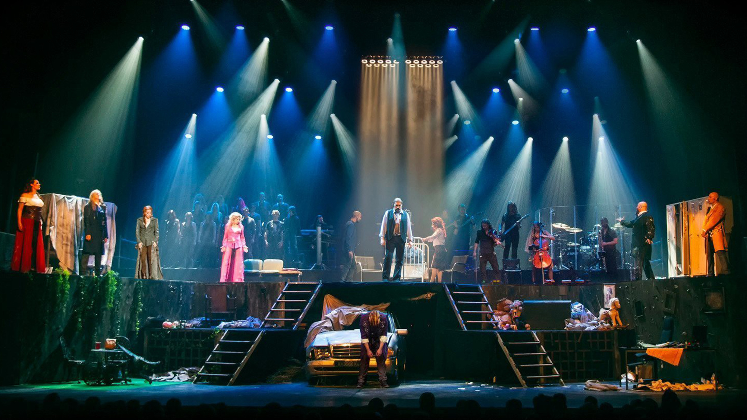 The Human Equation Theater Dvd