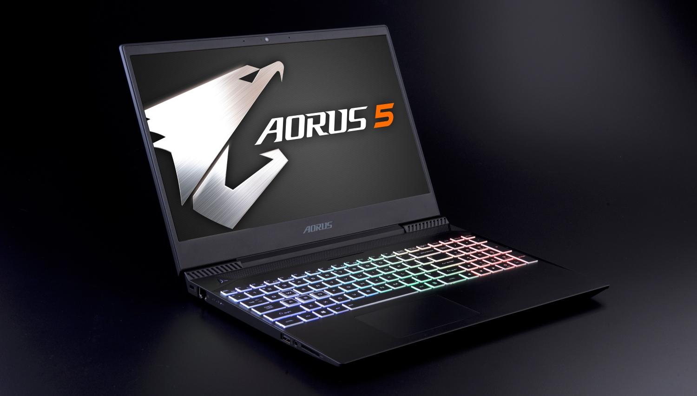 Image result for gigabyte aorus 5 laptop