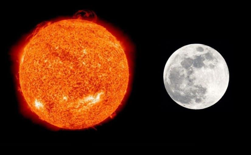 تفسير رؤية الشمس والقمر مجتمعين في المنام موسوعة