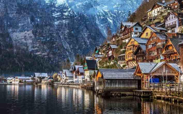 ما هي أجمل المناطق فى النمسا ؟ - موسوعة