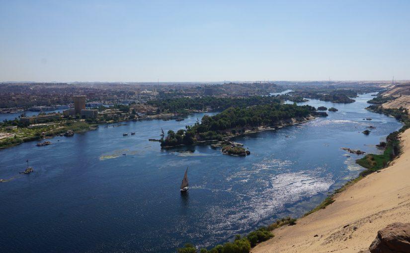 من أين ينبع نهر النيل موسوعة