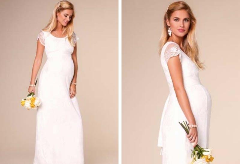 Maternity & Pregnancy Wedding Dresses: The Best Wedding