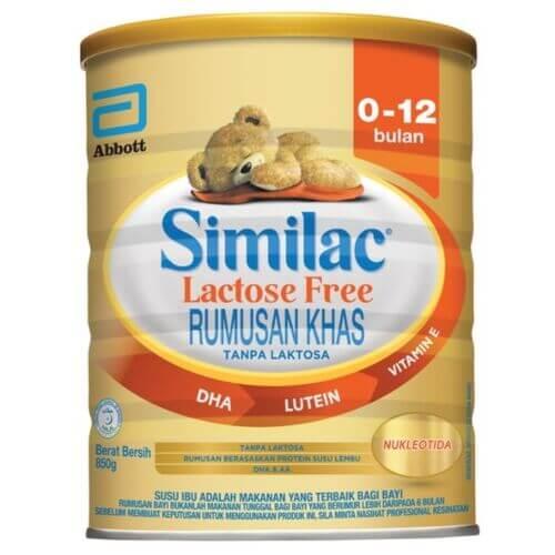 Similac Lactose Free