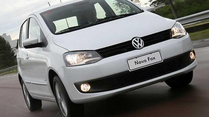 VW Fox 2009 to 2014