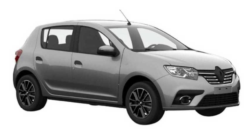 Renault Sandero 2018 - INPI