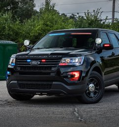 the 2017 ford police interceptor utility is going stealth ford explorer police interceptor diagrams [ 1920 x 1280 Pixel ]