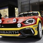 Abarth 124 R Gt Rally Car Does Not Disappoint In Action