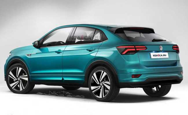 2021 Vw Nivus Rendering Previews The Small Coupe Crossover