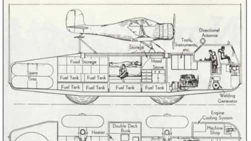 small resolution of  1939 snow cruiser