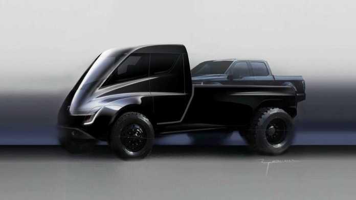 Musk Tweets - Tesla Truck Range To Be 500 Miles, Maybe Higher