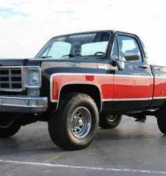 1978 chevrolet performance classic truck concept [ 1280 x 720 Pixel ]