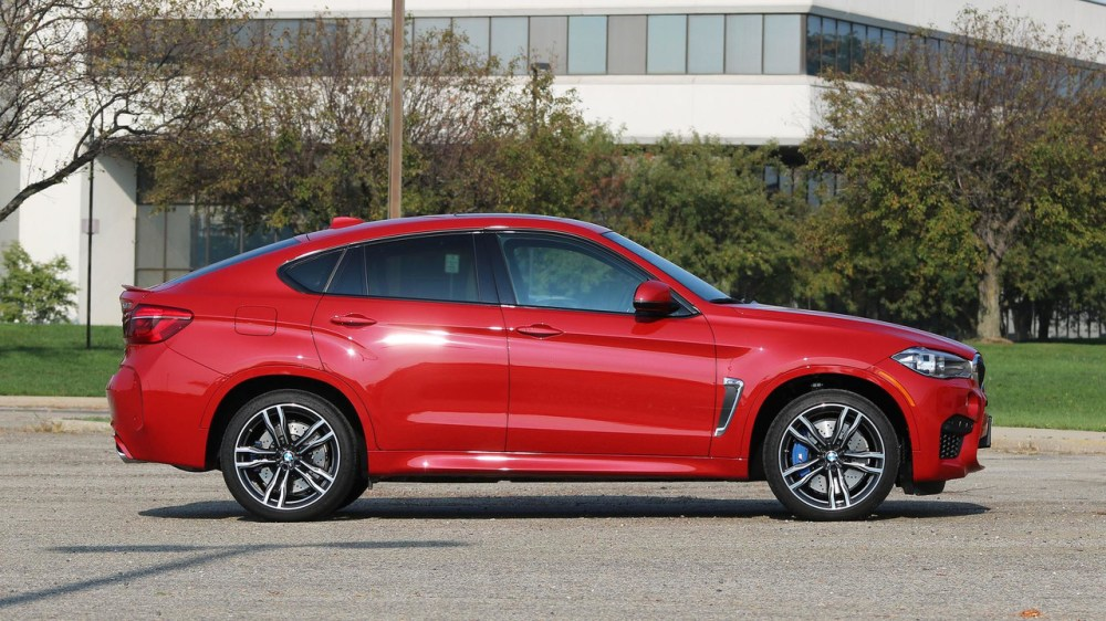 medium resolution of 2017 bmw x6 m review