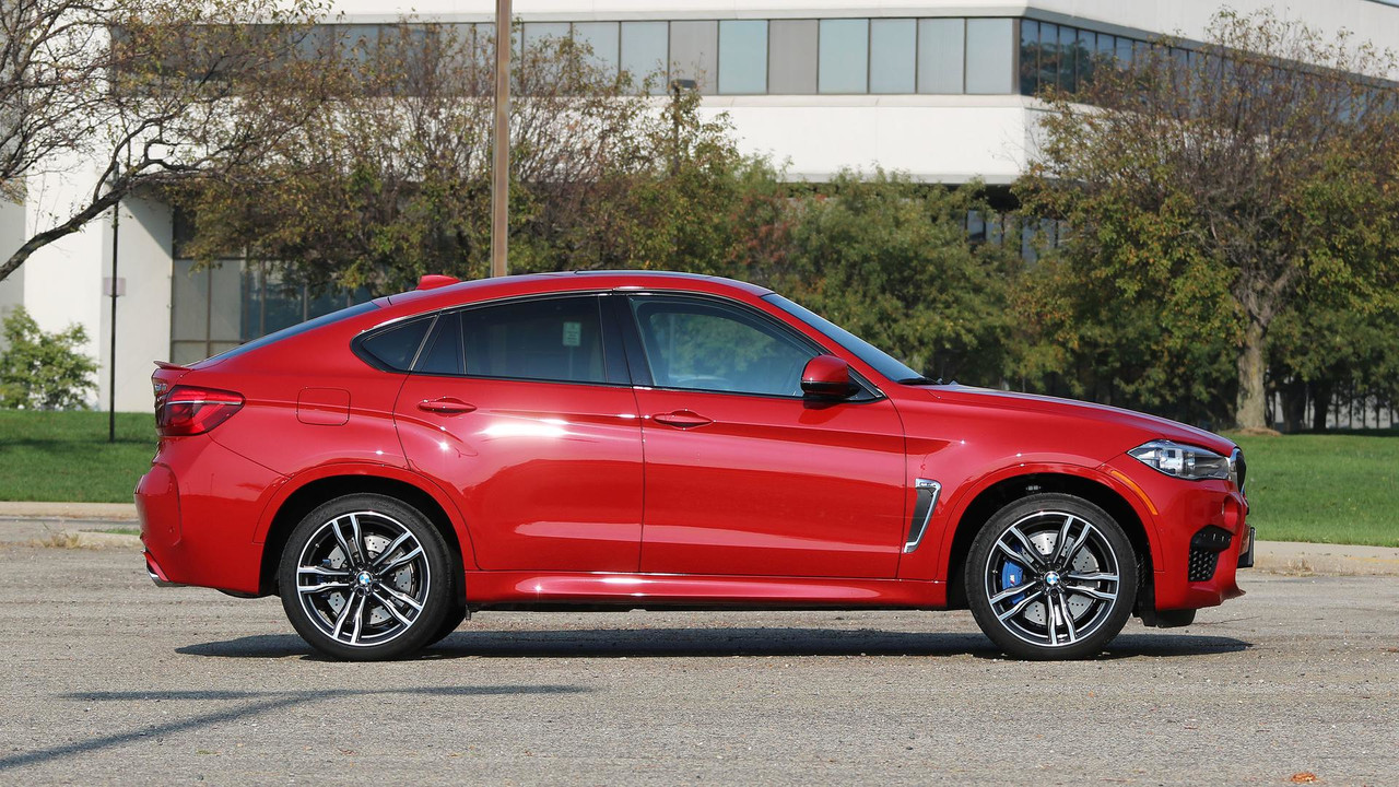 hight resolution of 2017 bmw x6 m review