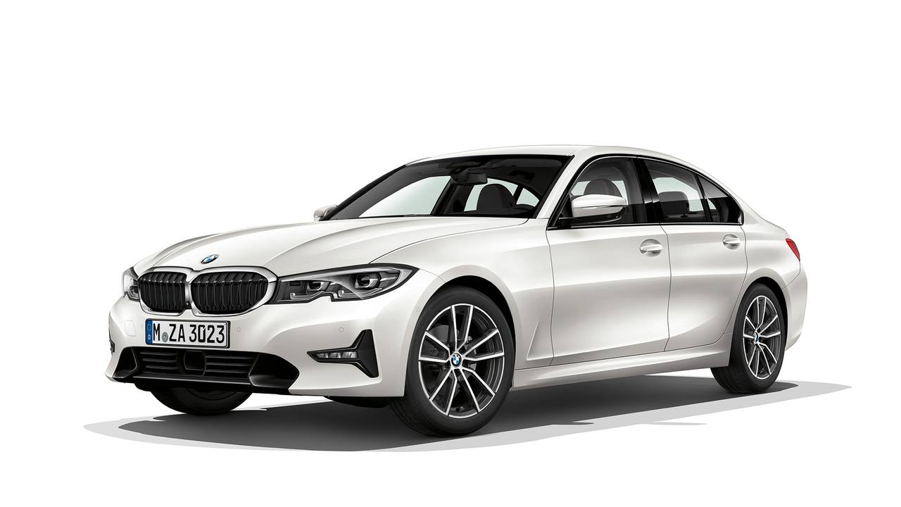 hight resolution of bmw 3er 2019 front
