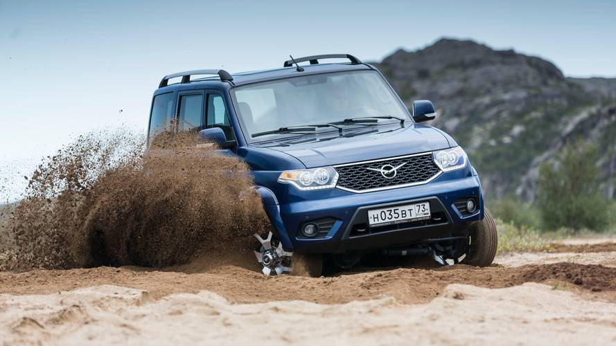 2019 Uaz Patriot First Drive: Better Than Ever