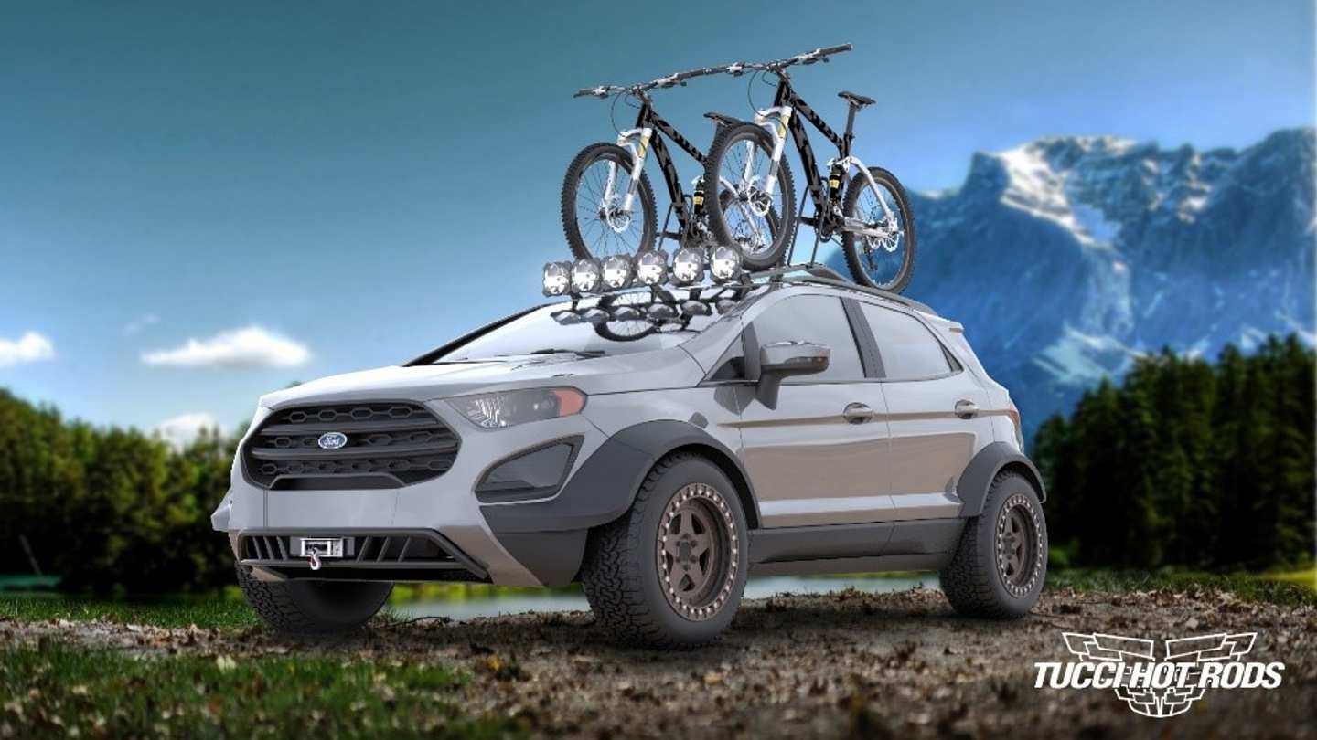 Ford Utility Concepts For 2018 Sema