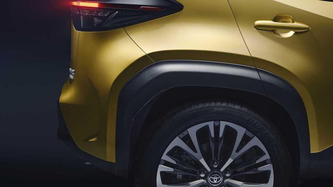 Toyota Yaris vs Yaris Cross