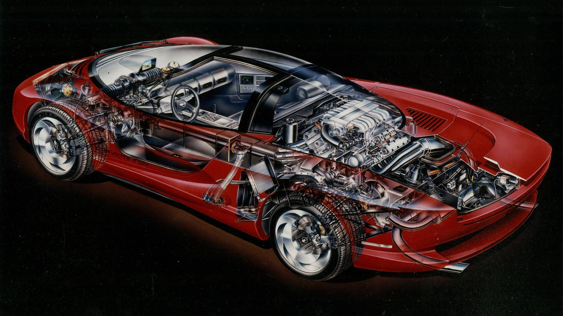 hight resolution of chevrolet engine cutaway diagram
