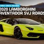 2020 Lamborghini Aventador Svj Roadster First Drive Review Roofless Record Breaker