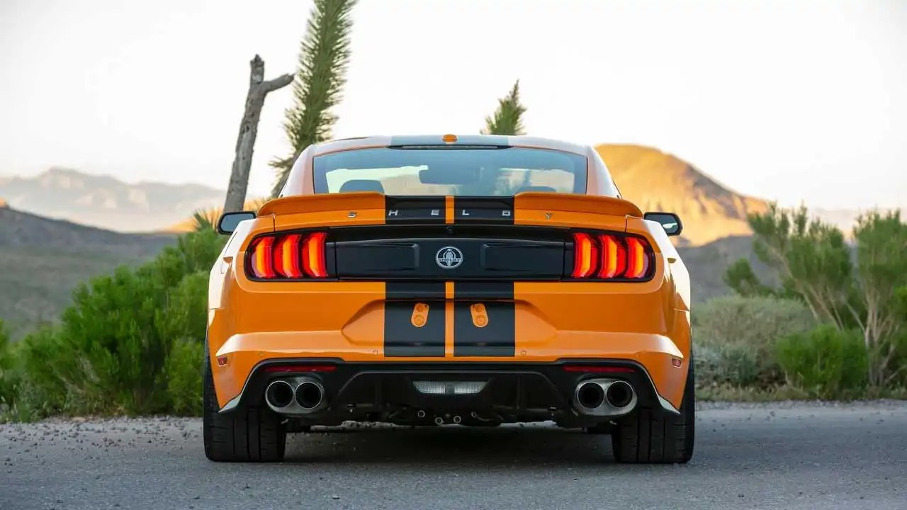 supercharged shelby gt s mustang