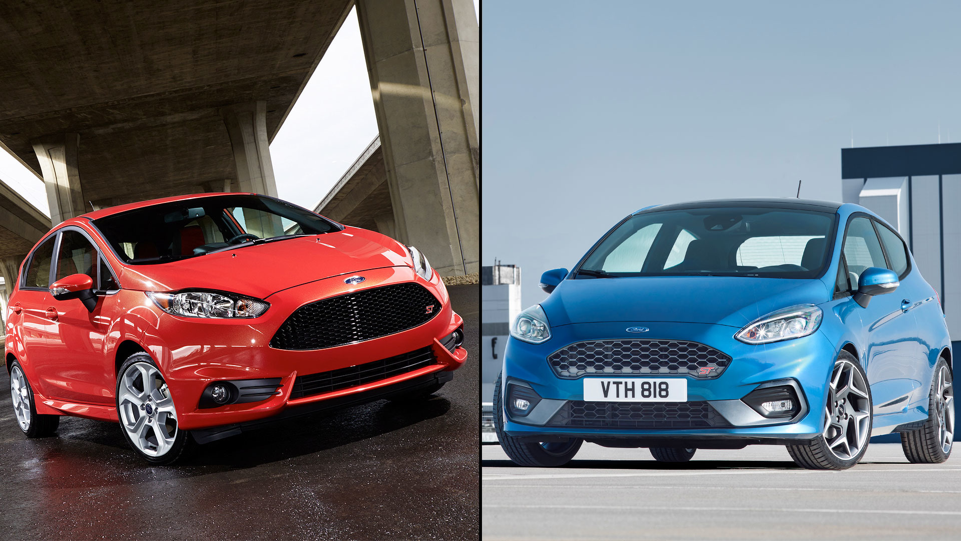 hight resolution of new how the ford fiesta st has changed