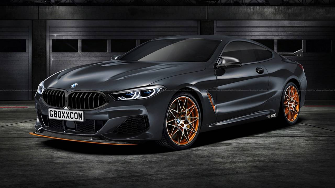 This engine is rated at 441 kw (591 hp) at 6,000 rpm and 750 n⋅m (553 lb⋅ft) in the standard m8 model, with peak power increasing to 460 kw (617 hp) at 6,000. Hot Bmw M8 Competition Rumored For 2019 With As Much As 620 Hp