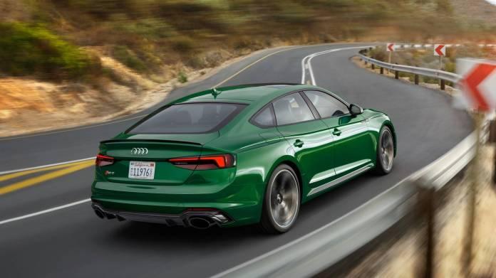 Hot Audi Rs5 Makes Uk Range Debut Starting At 69k