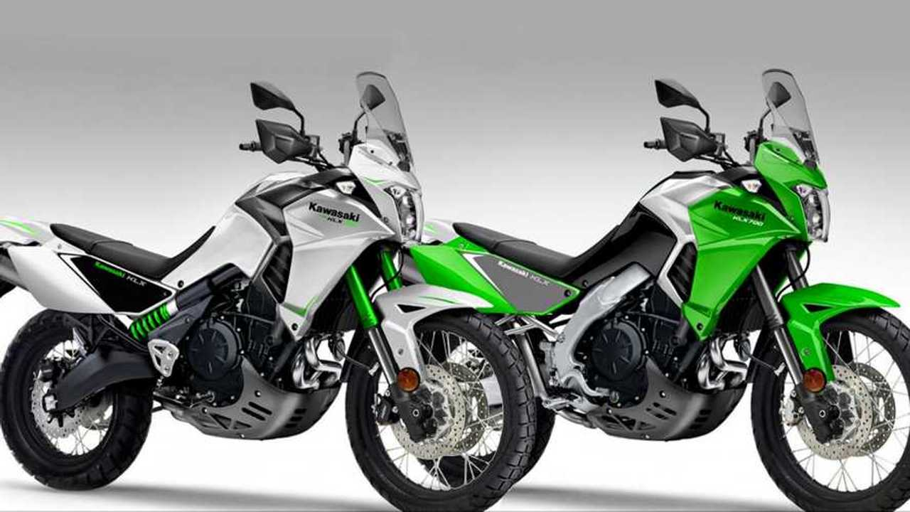 Will Kawasaki Re Enter The Adv Segment With A Klx 700