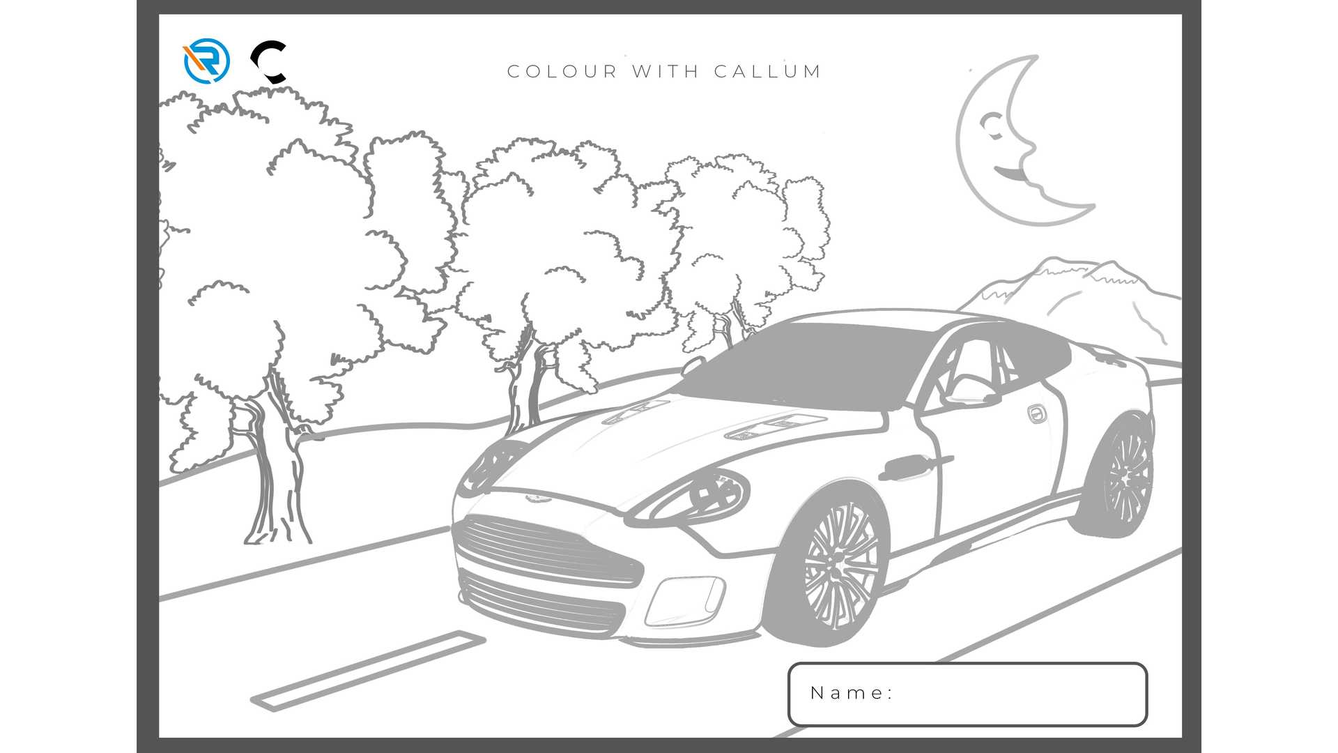 Famous Aston Martin Design Available For Quarantined Kids