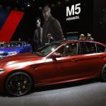 2018 Bmw M5 Officially Priced At 102 600