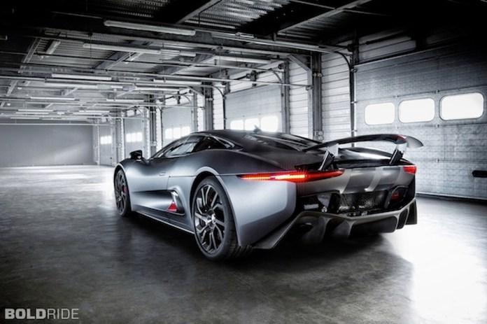 wheels wallpaper: jaguar c-x75 prototype