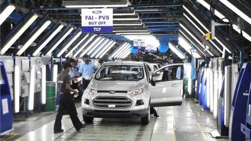 Ford India Factory