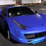Walkaround Justin Bieber S Ferrari 458 Liberty Walk 1181037