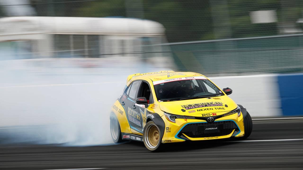 Drift Team Lifts The Lid On Crazy 1 000 Hp Rwd Toyota Corolla