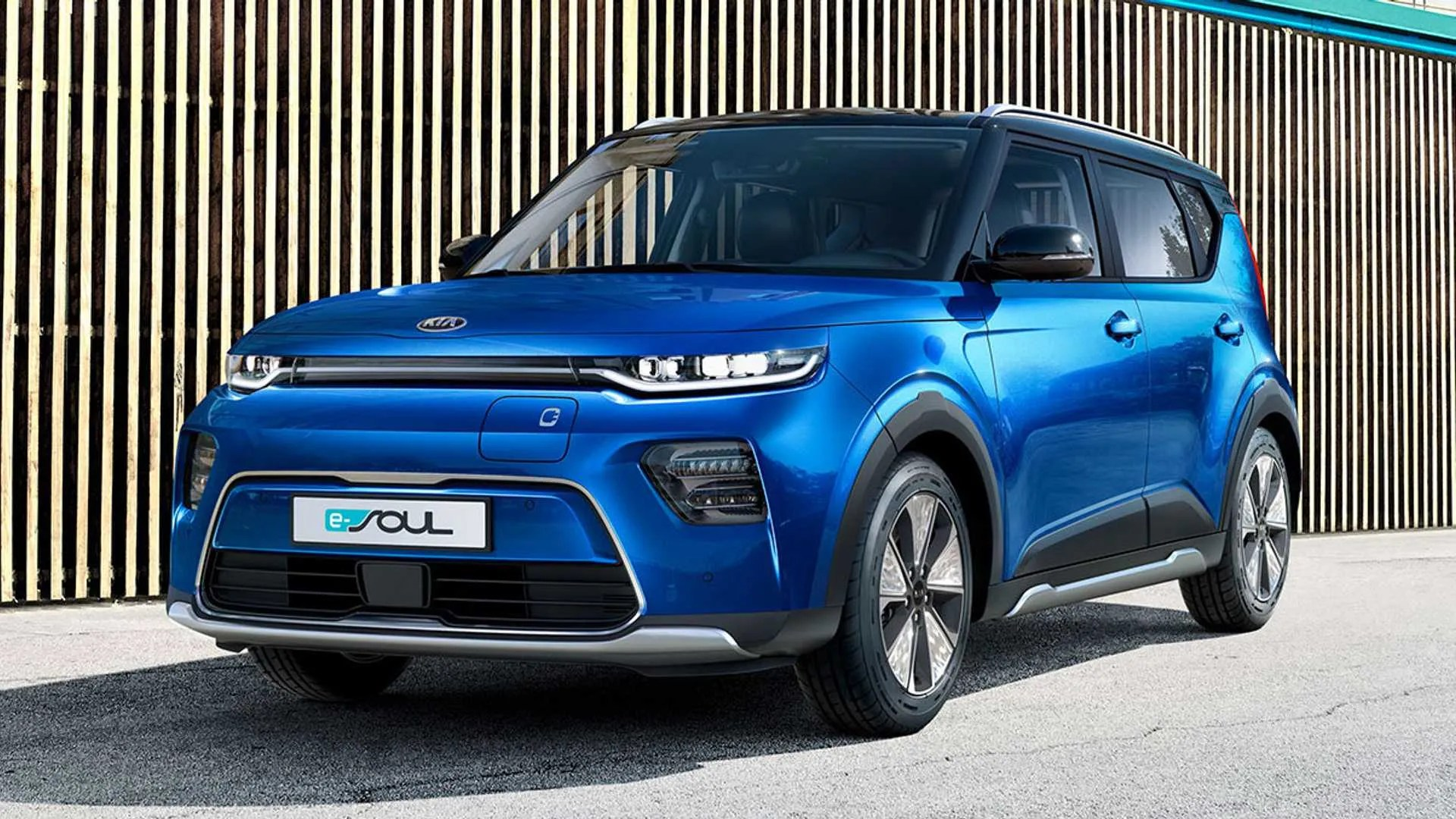 kia soul will be electric only in europe