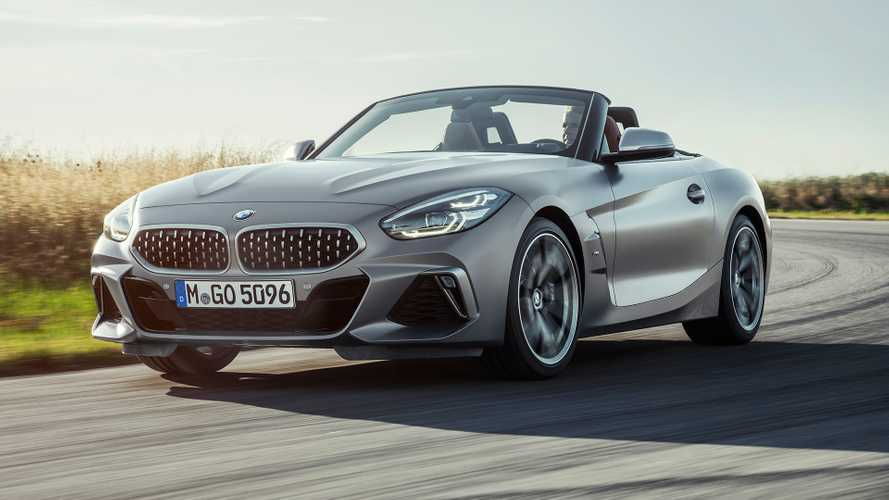 2019 Bmw Z4 M40i First Drive: No More Zzzzzs